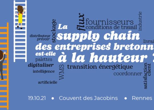 Rendez-vous le mardi 19 octobre pour le colloque BSC sur la fonction supply chain