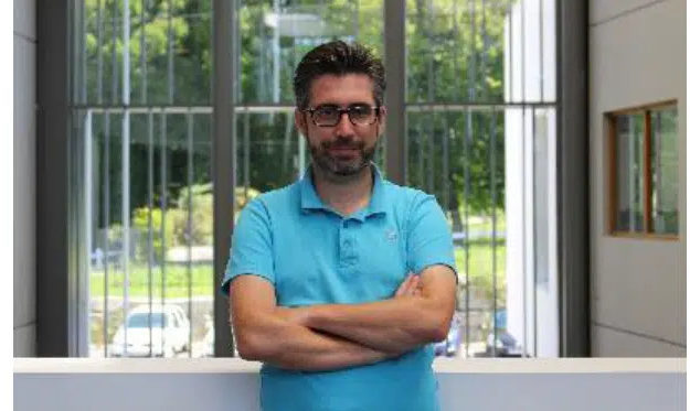 Christophe Serre, nouveau responsable logistique d'Atlantem