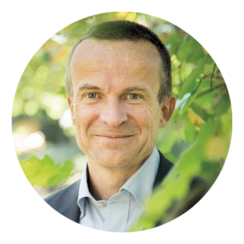 Yann de Féraudy, DEO Opérations & Information Technology, Groupe Rocher - Président de France Supply Chain by Aslog